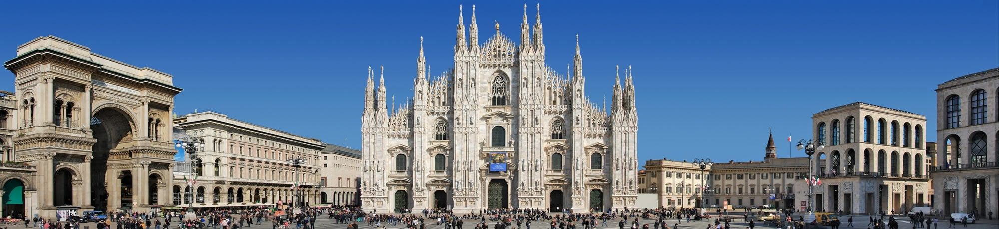 Book your hotel in Milano