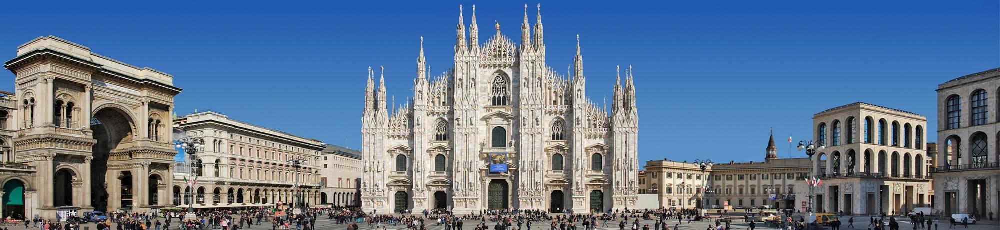Milano Booking